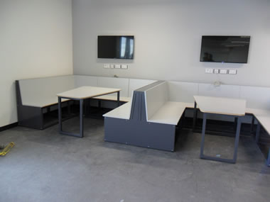 Dining pods